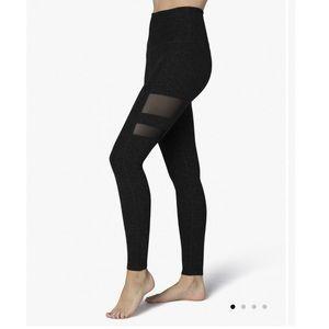 Beyond Yoga Spacedye HW mesh leggings